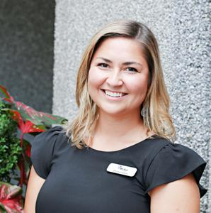 Brenna Patten ,  Area Sales Manager