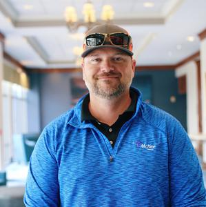 Justin Phillips ,  Area Construction Manager