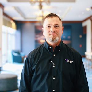 Randy Finch ,  Area Construction Manager