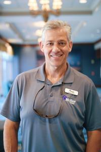Mark Powell ,  Builder