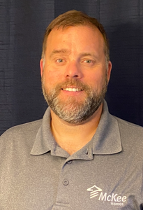 Barry Wilber ,  Area Construction Manager