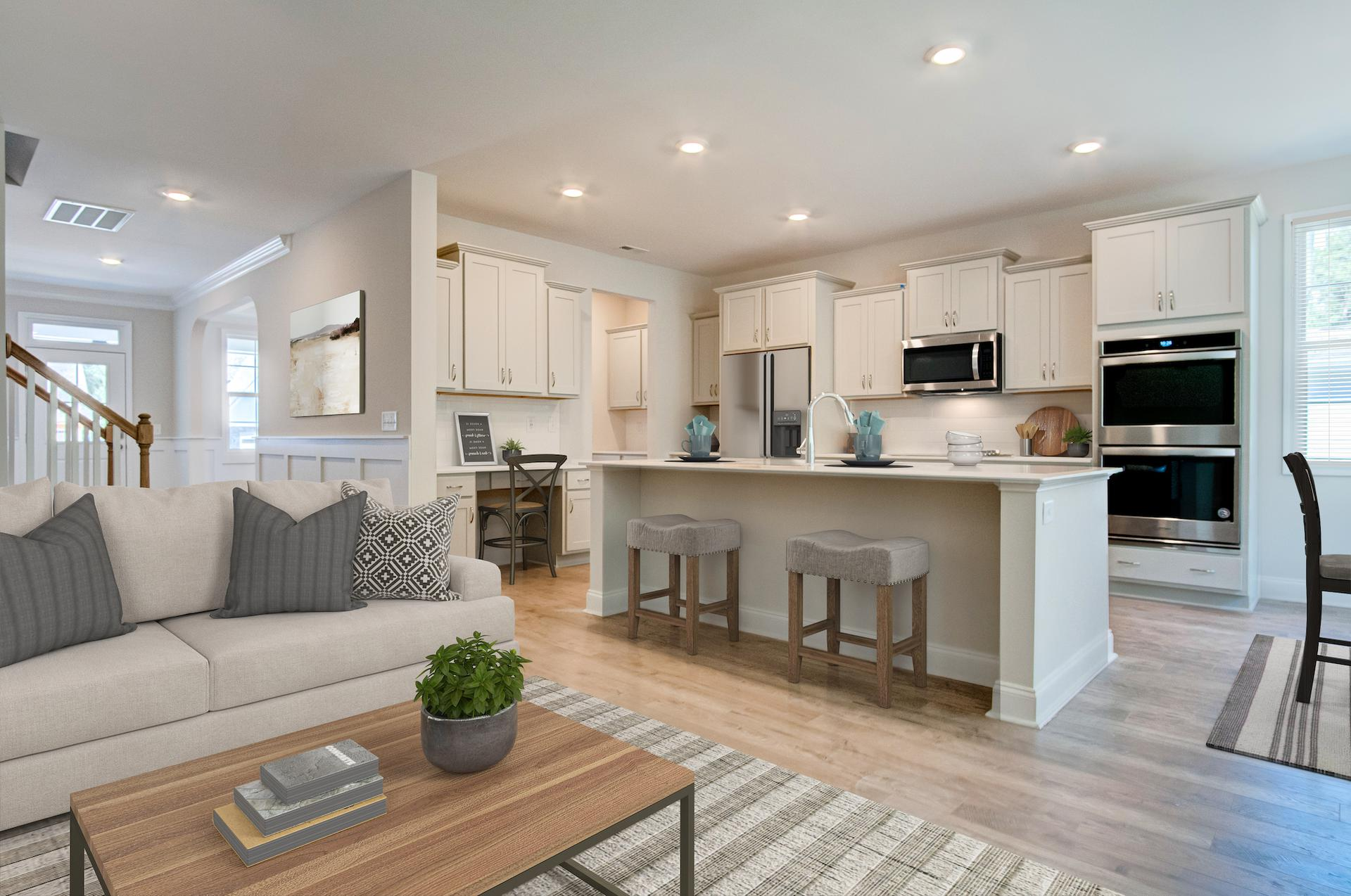 New Homes in North Carolina by McKee Homes