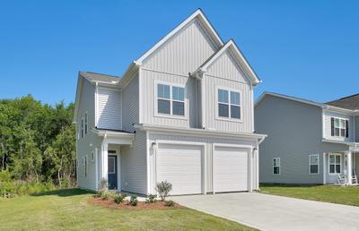 Alexander New Home Floor Plan