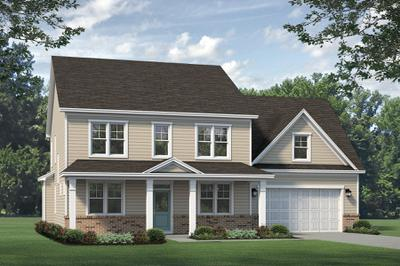 Classic. 3,274sf New Home