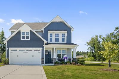 New Homes in Raeford, NC