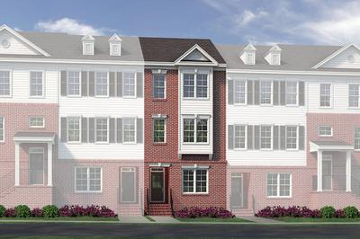 Elevation B. Polk New Home in Wake Forest, NC