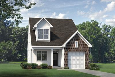 Elevation B. Joyner New Home Floor Plan