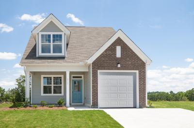 1,605sf New Home
