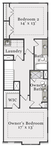 Third Floor B. 3br New Home in Wake Forest, NC