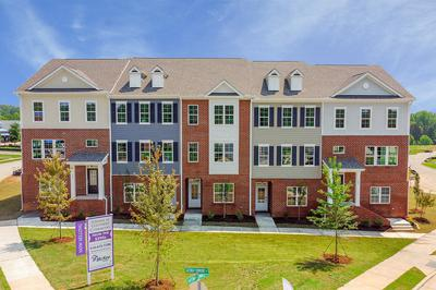 Townes at Gateway Commons New Homes in Wake Forest, NC