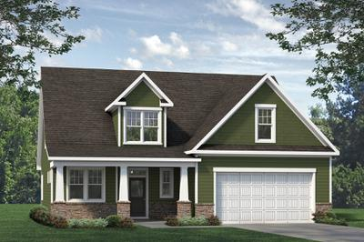 Craftsman. 2,437sf New Home