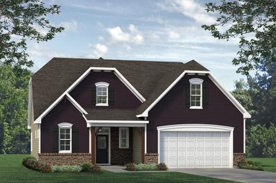 European. Biltmore 2020 New Home Floor Plan