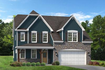 European. Brooks 2020 Home with 4 Bedrooms