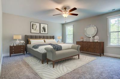 Brooks 2020 New Home Floor Plan