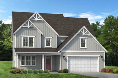 Coastal. Clark 2020 New Home in Raeford, NC