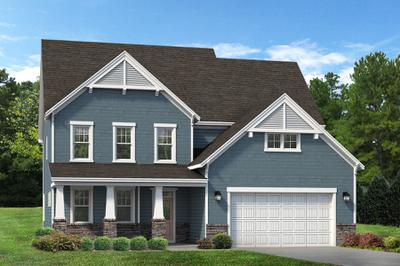 Craftsman. Clark 2020 New Home in Raeford, NC
