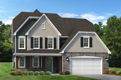 European. 3,353sf New Home in Raeford, NC