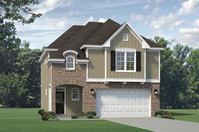 European. 1,807sf New Home in Leland, NC