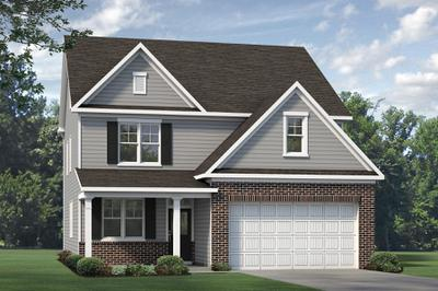 Classic. Finley 2020 New Home in Raeford, NC