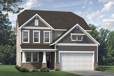 Craftsman. Finley 2020 New Home in Raeford, NC