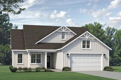 Coastal. 1,520sf New Home in Supply, NC