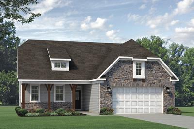 European. Mallard 2020 New Home in Supply, NC