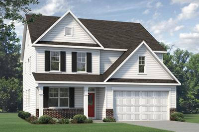 Classic. 2,363sf New Home in Aberdeen, NC