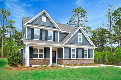 2,363sf New Home in Aberdeen, NC
