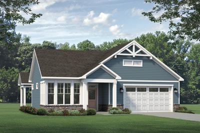Craftsman. 1,716sf New Home