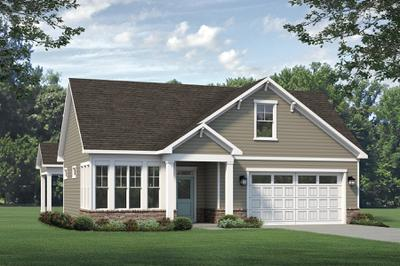 Bungalow. 1,716sf New Home