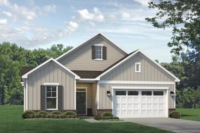 Classic. 1,780sf New Home in Spring Lake, NC