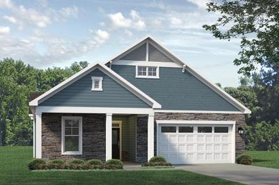 Craftsman. New Home in Clayton, NC