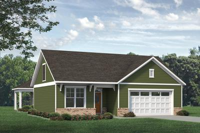Classic. 2,054sf New Home in Winnabow, NC