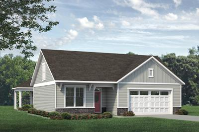 Craftsman. 2,054sf New Home in Winnabow, NC