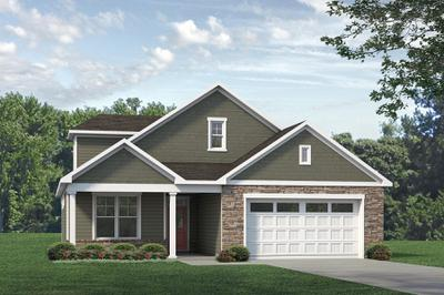 Bungalow. Salerno 2020 New Home in Clayton, NC