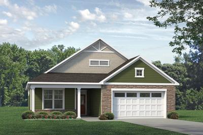 Craftsman. Salerno 2020 New Home in Clayton, NC