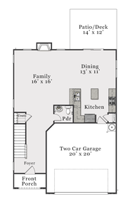European First Floor. 4br New Home in Supply, NC