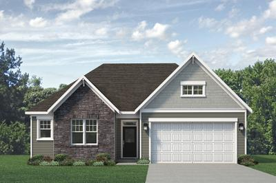 Craftsman. New Home in Leland, NC