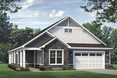 Craftsman. Clayton, NC New Home