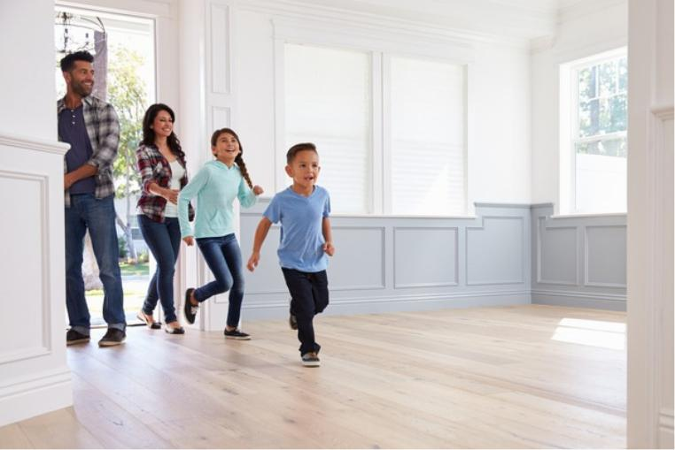 Move Up Buyers Home Builder