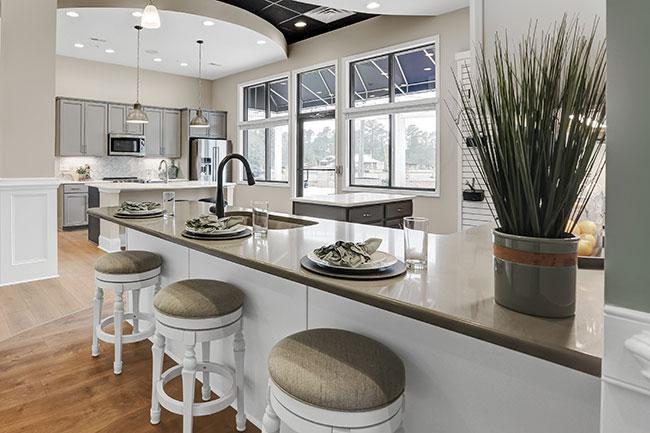 top home design trends -quartz countertops