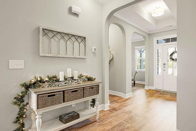 top home design trends - warm gray wall colors