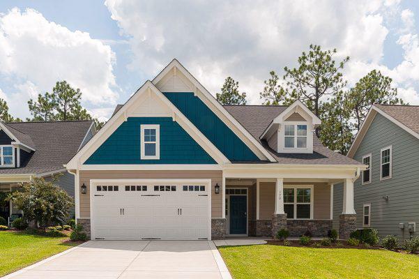 Blue Inspired Home Design