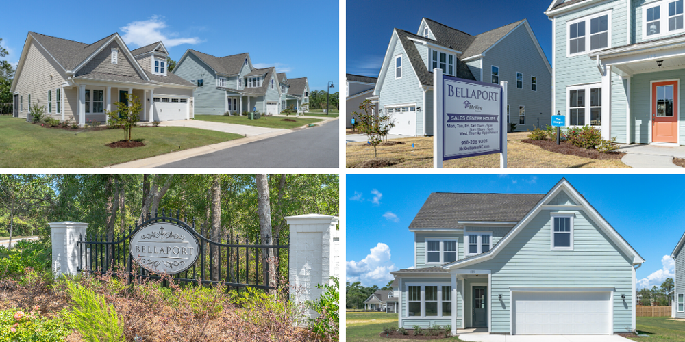 build a home in wilmington nc