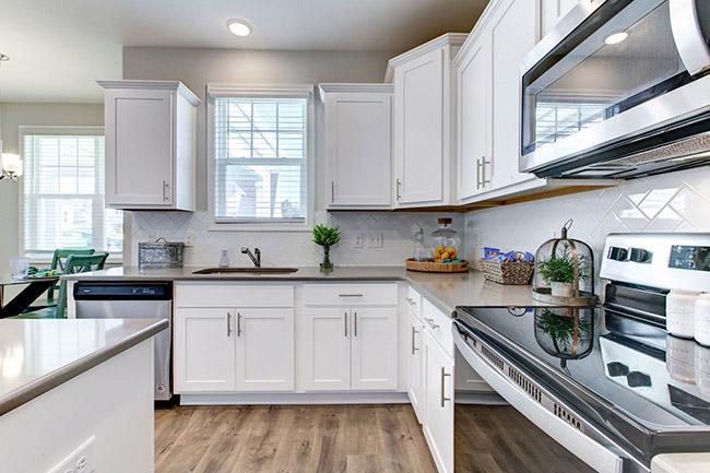preparing home for sale interior