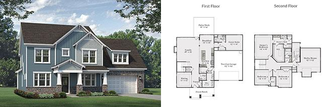 Multi-Generational Homes For Sale – New Construction