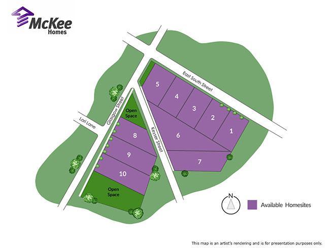 Aberdeen Grande sitemap