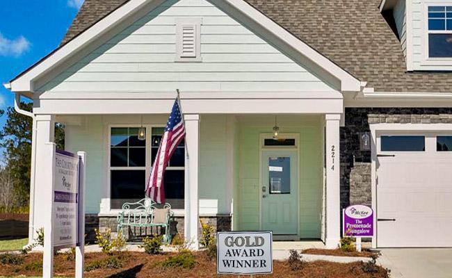 Wilmington Parade of Homes Gold Award
