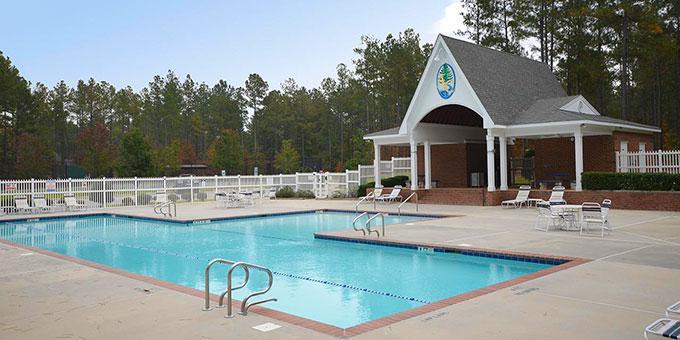 Anderson Creek Club pool