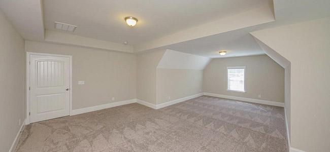 Finished Bonus Room or Guest Suite